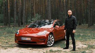 Tesla Model 3 Performance - лучший электромобиль нашего времени?