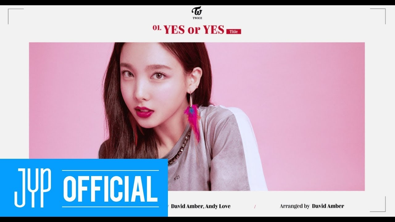 """TWICE """"YES or YES"""" INTRO"""
