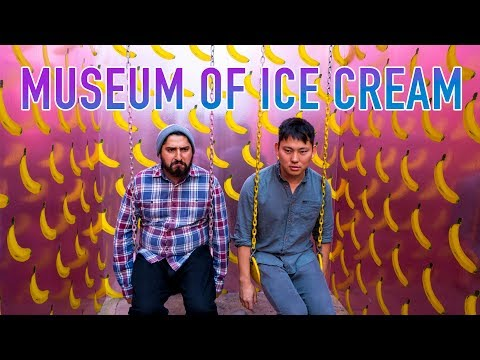 SAD DAY at the Museum of Ice Cream in Los Angeles VLOG