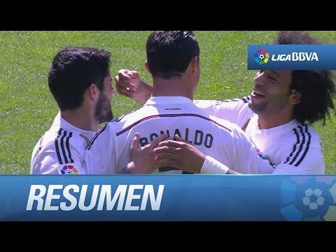 Resumen de Real Madrid (3-0) SD Eibar