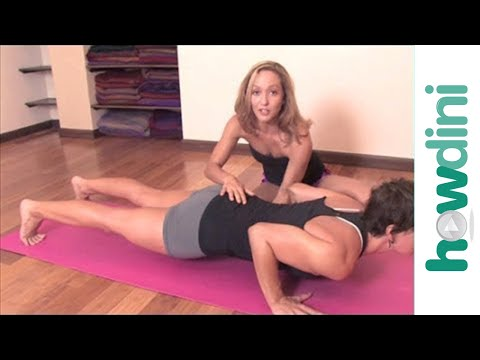 Ashtanga Yoga: Chaturanga Dandasana Alignment