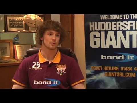 HUDDERSFIELD GIANTS ACADEMY - IN THE PURSUIT OF EXCELLENCE