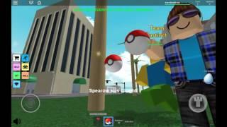 Roblox/The Dead Game/Pokemon Go