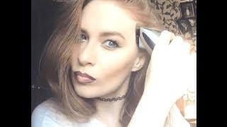 Headshave | Gorgeous Girl Shaving her Head