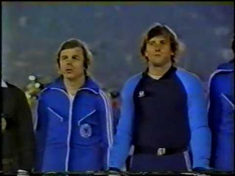 Germany v Holland (1978-Friendly) (Pt. 1)