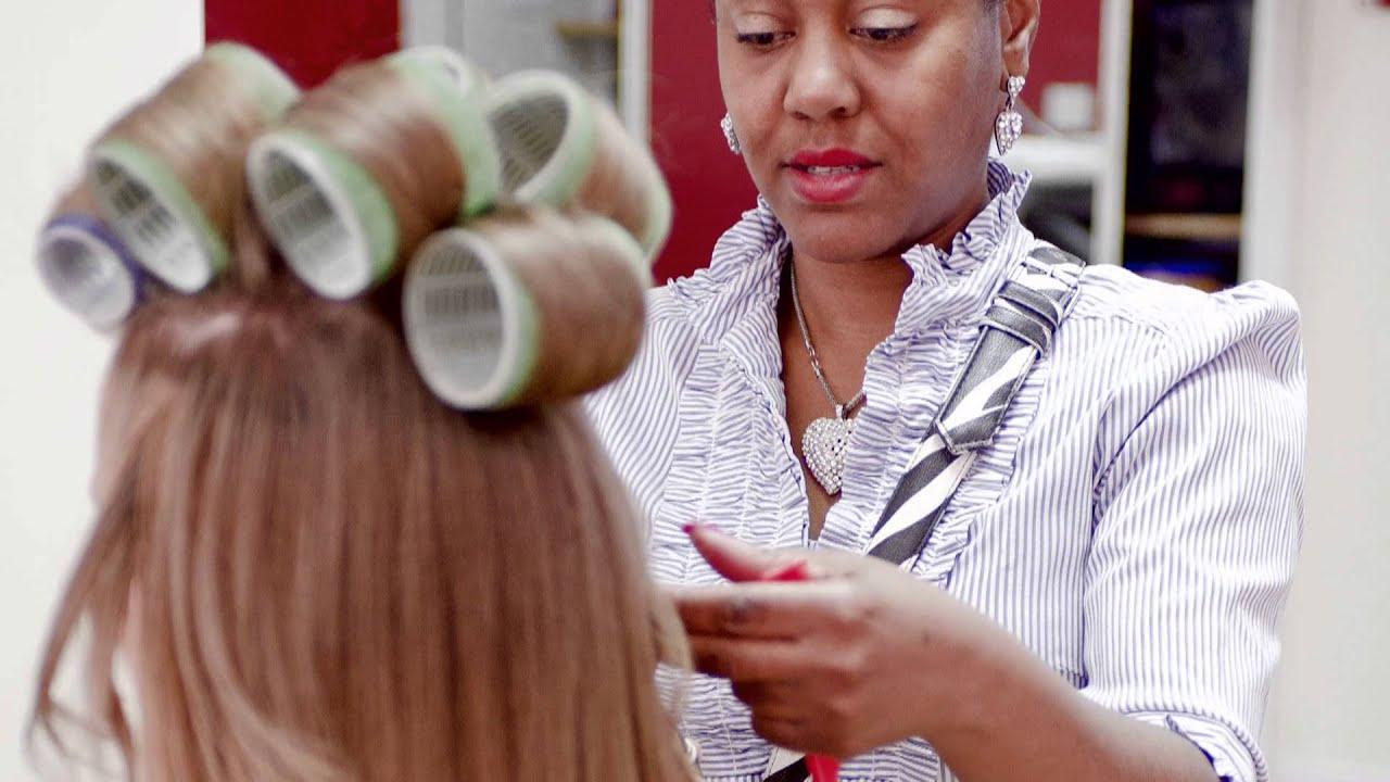 The Orb Hair Salon Birmingham Youtube