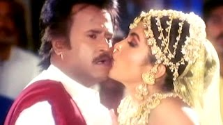 Meriseti Poova Full Video Song    Narasimha Movie    Rajnikanth, Soundarya, Ramya Krishna