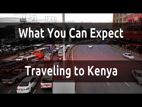 What You Can Expect Traveling to Kenya (for Business & Research)