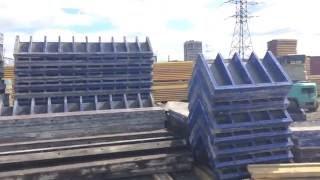 видео аренда опалубки