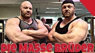 Die Masse Brüder - Bodybuilding