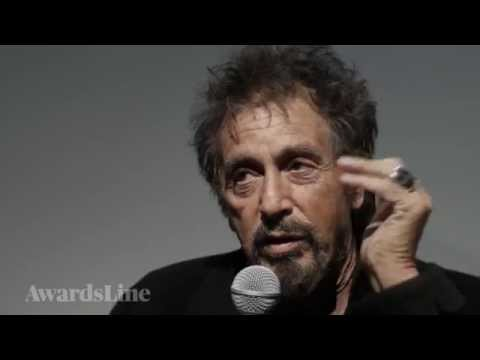 """Al Pacino talks Buck Henry and Philip Roth's """"The Humbling"""" (pt. 1)"""