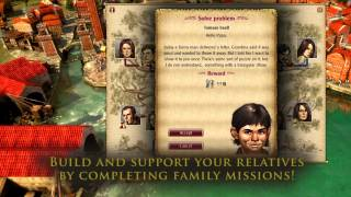 Rise of Venice Add-on Beyond the Sea DLC official HD game trailer - PC