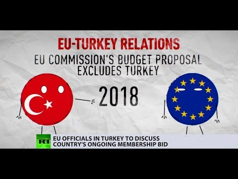 'It takes two to tango':  Will Turkey ever be part of EU?