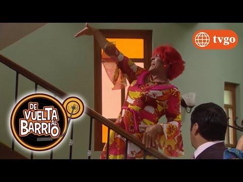 ¡Tony Cruz se hizo pasar por Amanda para ayudar a Coco! - De Vuelta al Barrio 22/09/2017