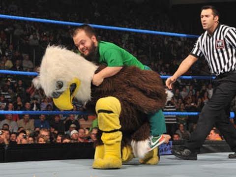 SmackDown: Hornswoggle vs. The Soaring Eagle