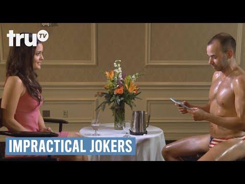 Impractical Jokers - Celebrity Crush Interview