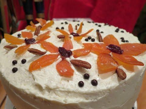 Southern Christmas Lane Cake