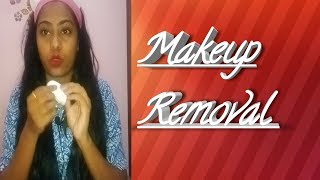 EASY MAKEUP REMOVER AT HOME | DIY | FOR OILY AND DRY SKIN | KOTHAPUDI SNEHA