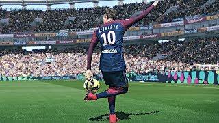 PES 2018 - Neymar JR Goals & Skills HD 1080P