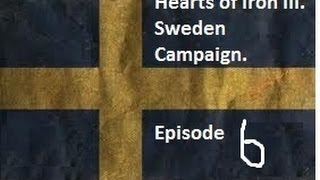 Hearts Of Iron III Semper FI: Sweden Part 6