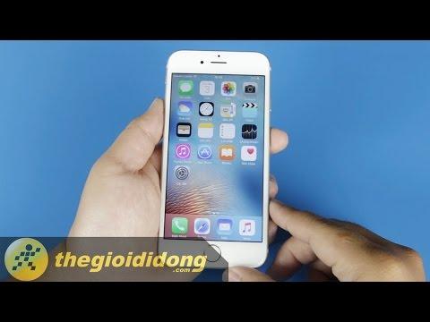 Cách ngăn không cho cài đặt và xóa ứng dụng trên iPhone || Thế Giới Di Động