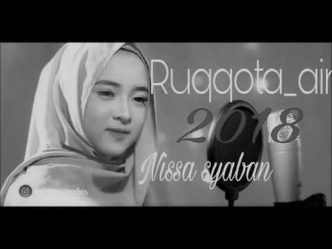 Ruqqota Aina(Nissa Syaban 2018 with Lyric)