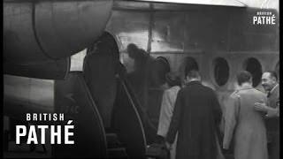 Gloucesters Leave For Ceylon (1948)