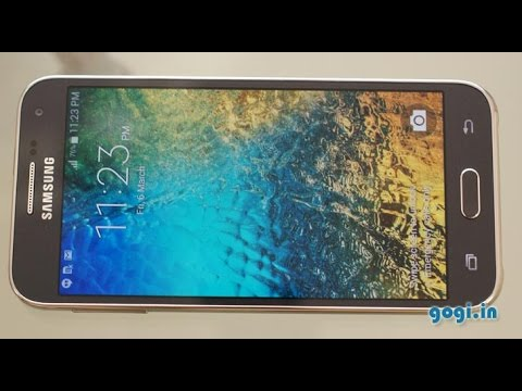 Samsung Galaxy E5 Review - downgraded Galaxy A5