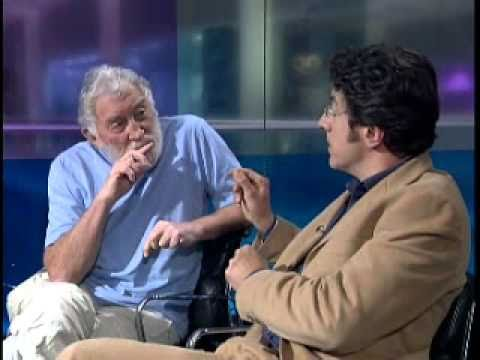 David Bellamy being humiliated by George Monbiot over climate change.  David Bellamy and bad science