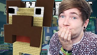 Minecraft | PUGS!! | Build Battle Minigame