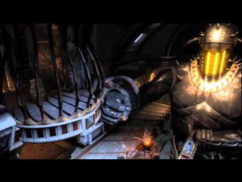 God of war 3 - Guia en español (parte 5) (muerte de hades) (reliquia de hades) (titan)
