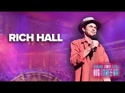 Rich Hall - 2016 The Big Three-Oh!