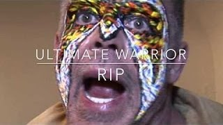 Death comes to us all - RIP Ultimate Warroir