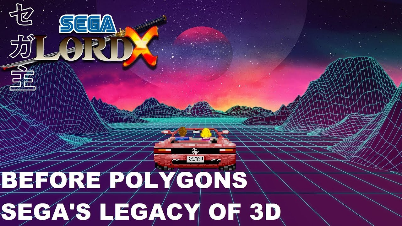 Before Polygons : Sega's Legacy of 3D
