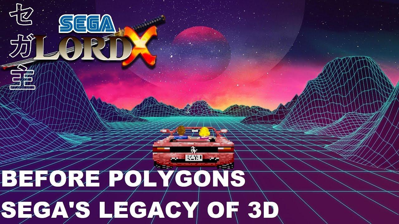 Before Polygons : Sega's Legacy of 3D