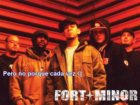 Fort Minor - There they go (green lantern mix) - (subtitulos en español)