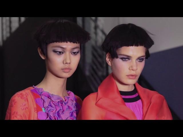 Giorgio Armani Spring Summer 2018 Women's Fashion Show Highlights