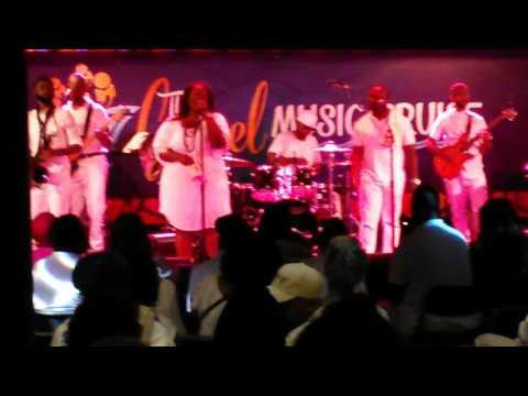 Gospel music cruise 2016