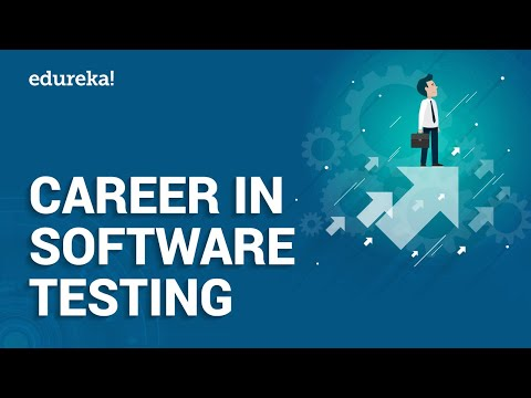 Career In Software Testing | Skills Required For Software Test Engineer | Edureka