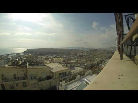 piraeus greece timelapse