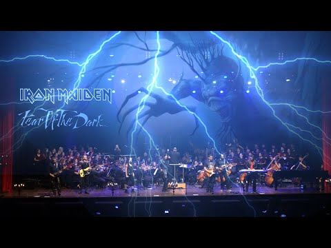 """Brazilian Metallers HEAVEN'S GUARDIAN Release Pro-Shot Video of Rendition of IRON MAIDEN's """"Fear Of The Dark"""" Performed with The Youth Symphonic Orchestra of Goiás"""