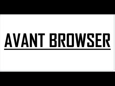 Avant browser - Fast Simple Easy Browser With Easy Settings