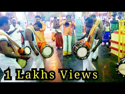 Naiyandi melam நையான்டி மேளம் முக்கூடல் திருவிழா 2017 Mukkudal