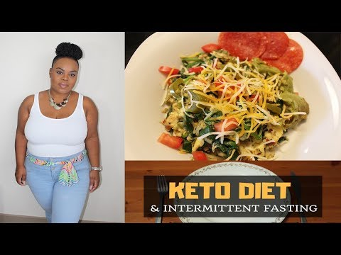 The Beginning Of My Keto Diet & Intermittent Fasting