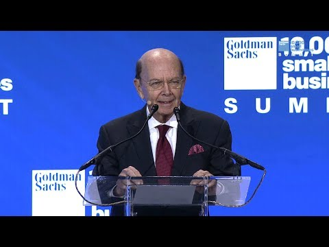 Remarks by The Honorable Wilbur L. Ross