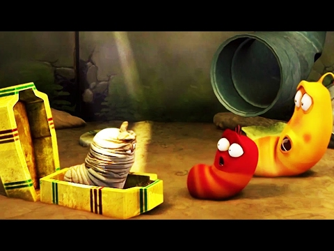 LARVA | THE MUMMY | Cartoons For Children | LARVA Full Episo