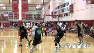 Rhode Island Ram commit E.C. Matthews 2013 Romulus summer highlights