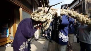 蛇綱(京都府宮津市今福の伝統行事)