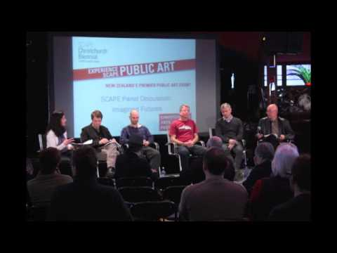 Imagined Futures Simon Sellars and Panel Discussion Part 4