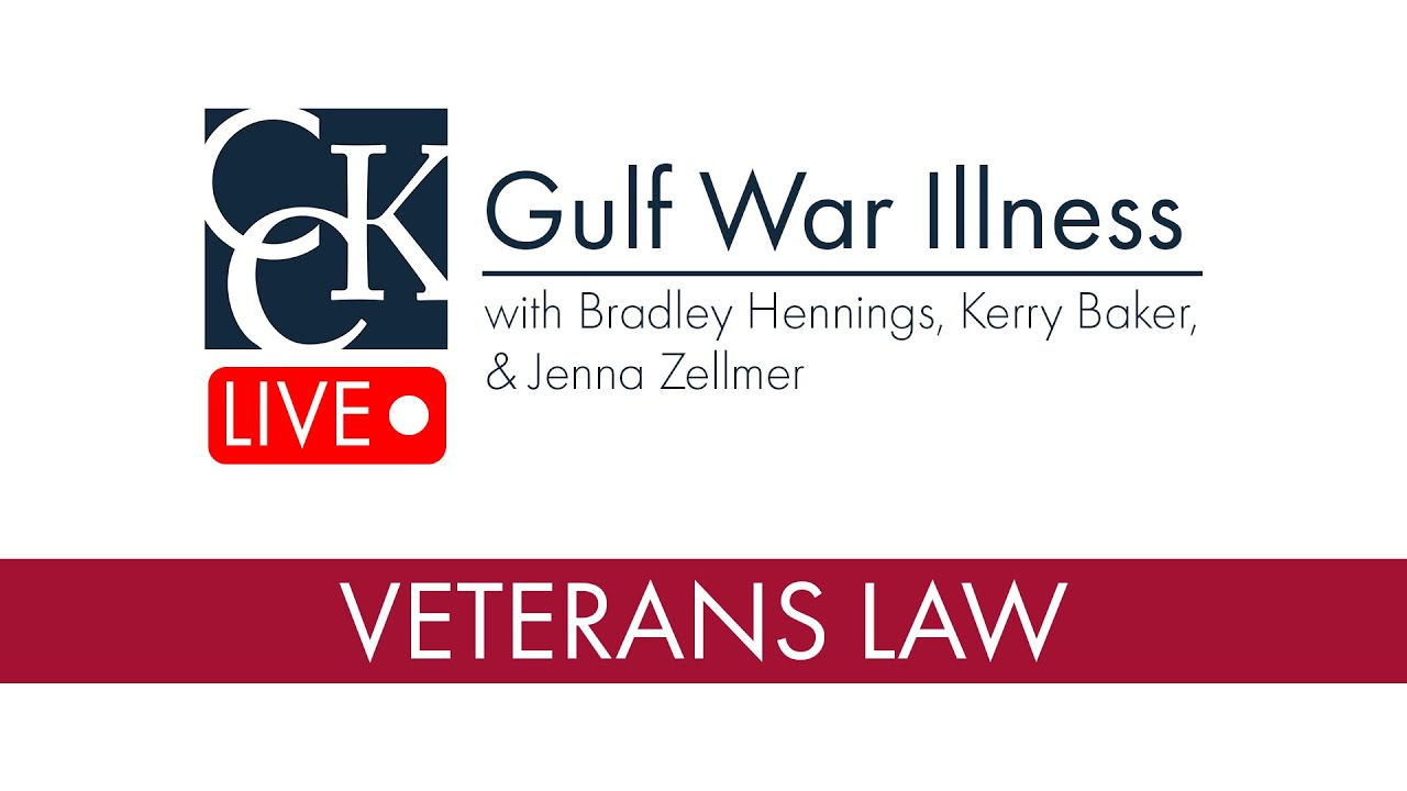 Gulf War Illness Report Finds VA Rejects 80 Percent Disability Claims
